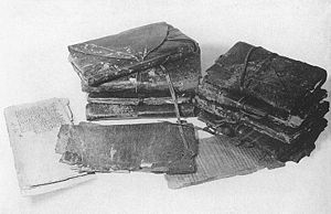 The Nag Hammadi Library is the largest and earliest discovery of Gnostic Christian texts, discovered in Egypt  in 1945 by two peasant brothers digging for fertilizer.