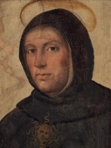 Thomas Aquinas, by Fra Bartolomeo.  During a period  of Islamic ascendancy in medieval  Europe, Aquinas let the way as a follower of Jesus to transform history.