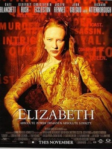 Elizabeth, Queen of England.   She represented the aspirations, hopes and dreams of her nation.