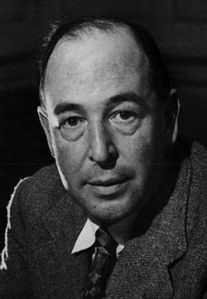 C.S. Lewis.  Died on the same day as President John F. Kennedy and author Alduous Huxley.