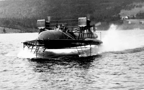 Bell Hydrofoil