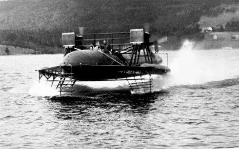 Bell Hydrofoil