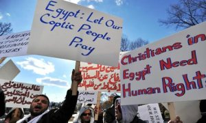 Members of an historic Christian community in Egypt find themselves persecuted in the midst of political and economic turmoil.   How should Christians at large throughout the world pray for them?