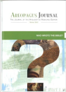 Who Wrote the Bible? The Areopagus Journal of the Apologetics Resource Center (Volume 12 No. 2)