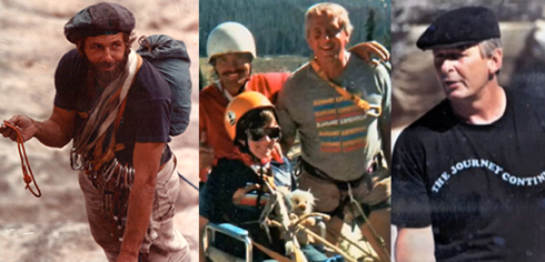 Tim Hansel (1941-2009). Adventurer, friend of high school kids, …. and sufferer of unbearable chronic pain.