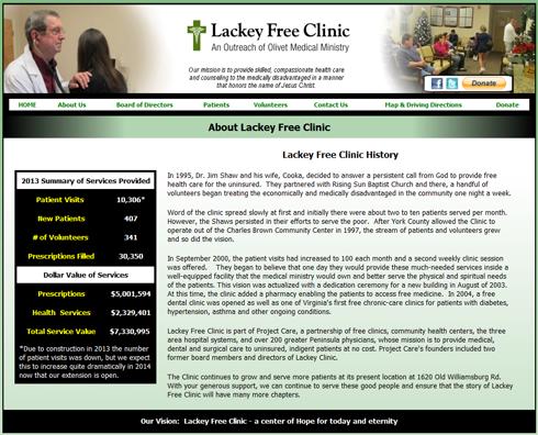 Lackey Clinic