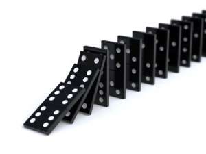 Is your theology built on a difficult to maintain stack of dominos?