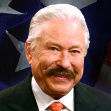 Before there was Nicholas Cage in the Left Behind movie, there was Hal Lindsey, the great popularizer of EndTimes scenarious based on a dispensationlist interpretation of the Book of Revelation.