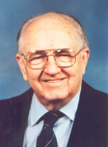 Henry M. Morris (1918-2006). Along with Grace Theological Seminary's John C. Whitcomb, this engineer was one of the fathers of the contemporary Young Earth Creationist movement.