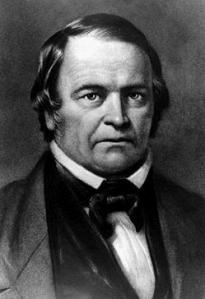William Miller (1782-1849). Leading of the first Adventist movement, that eventually led to the Great Disappointment of 1844.