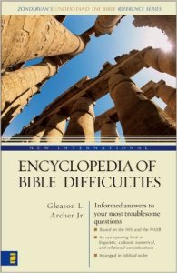 """Books like Gleason Archer's Encyclopedia of Bible Difficulties have helped countless believers wrestle with specific challenges to biblical inerrancy. Most """"discrepancies"""" in the Scripture can be easily resolved. On the other hand, such massive tomes can prove intimidating and discouraging to others who struggle with doubts about the Bible."""