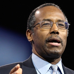 Ben Carson, former Director of Pediatric Neurosurgery at John Hopkins Hospital, and the subject of the film Gifted Hands, is running as a Republican candidate for the 2016 Presidential race. Carson credits his Seventh-Day Adventist upbringing, guided by his single mother, as one of main factors in his success as a brain surgeon and bringing his family out of poverty (photo credit: cnn.com)