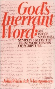Ligonier Ministries' God's Inerrant Word (1974) is an older collection of essays meant to defend biblical inerrancy. The essays in the book were uneven, though I found two my J. I. Packer to be the most helpful.