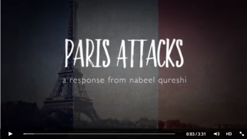 Quereshi Response to Paris Attacks