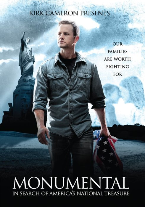 Kirk Cameron's 2012 film, Monumental, is worth seeing, but only if accompanied by good, historical scholarship to correct the inaccuracies and misguided theology.