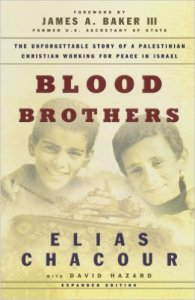 "Can Palestinian Christians become the bridge to bring about peace between Israelis and Muslim Arabs? Elias Chacour, in Blood Brothers, says, ""Yes."""