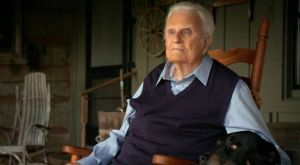 Billy Graham in his twilight years. What will Graham's theological legacy look like for the next generation?