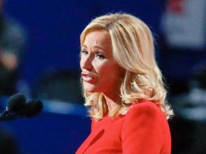 Pastor Paula White, evangelist and one of the prayer leaders for 58th United States Presidential Inauguration.