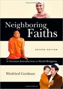 Winfried Corduan's Neighboring Faiths: A Christian Introduction to World Religions, is a great alternative to Huston Smith's textbook, The Religions of Man.