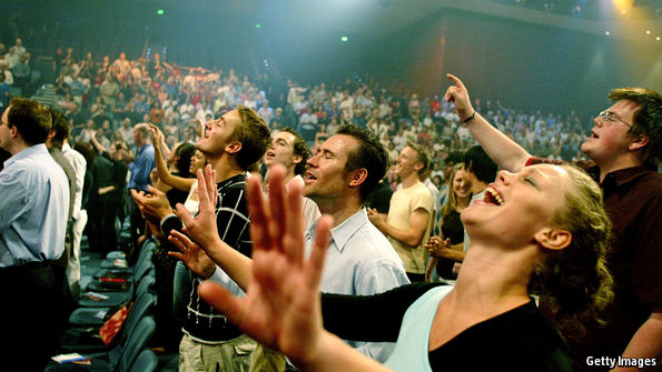"""Is """"Speaking in Tongues"""" the Sign of the """"Baptism in the Holy Spirit"""
